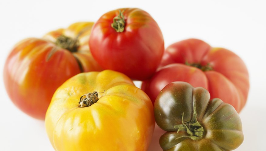 You can save the seeds from any heirloom tomato.