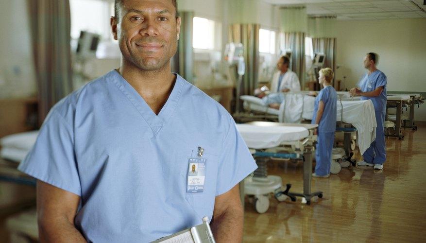 Las áreas especializadas de enfermería proveen sus propias listas de escuelas acreditadas.