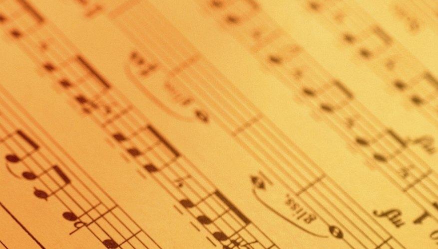 Cómo desarrollar tu propio estilo de música.