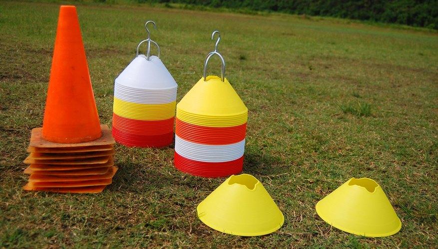 Cones for training practice