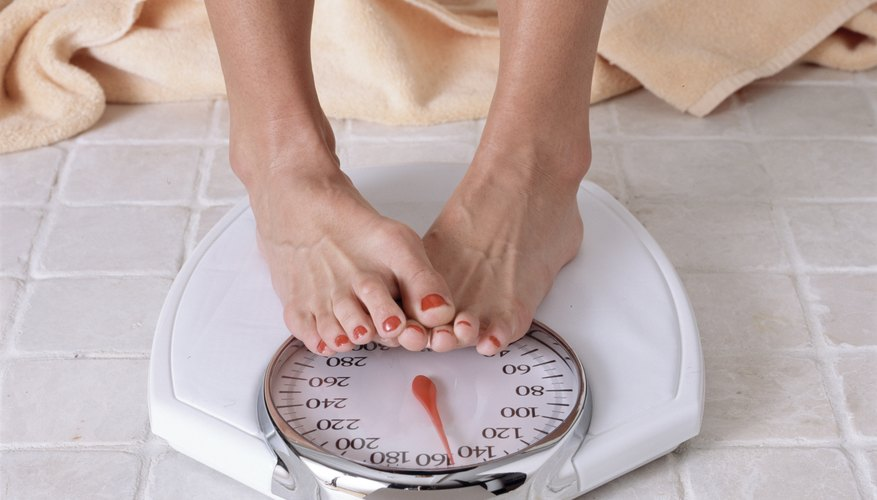 Thyroid may cause weight fluctuation.