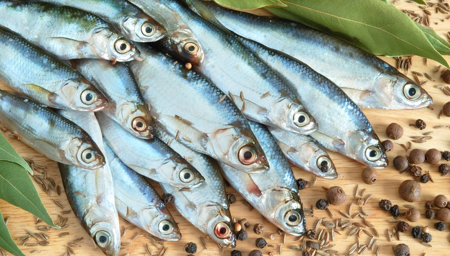 Brisling sardines are tasty and nutritious.