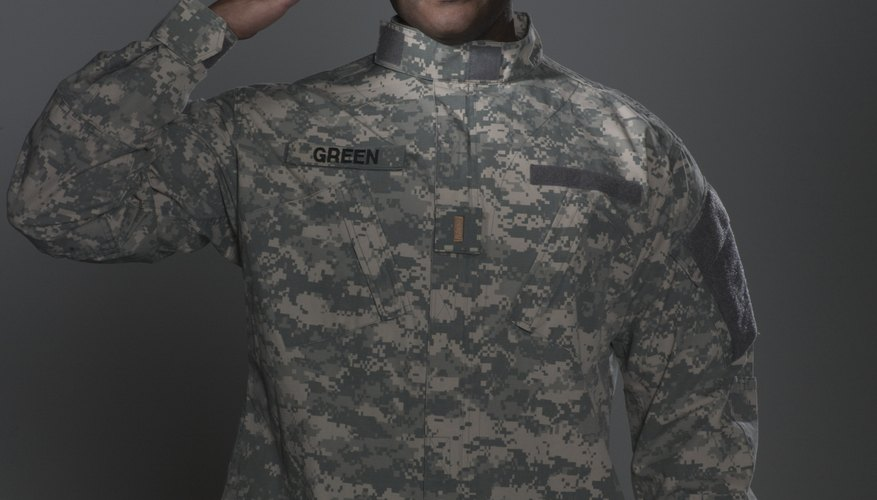 ABU print is used for some Air Force uniforms.