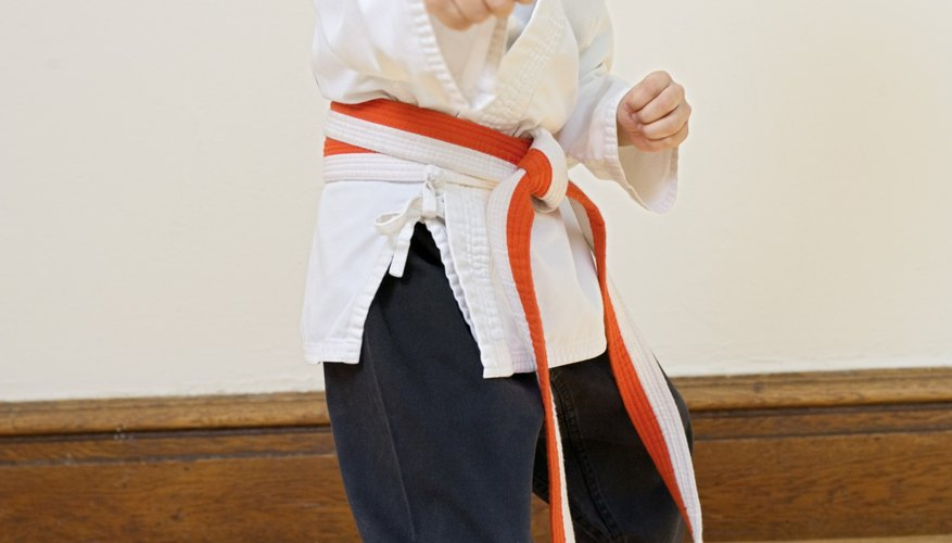 Taekwondo has both physical and mental benefits for children.