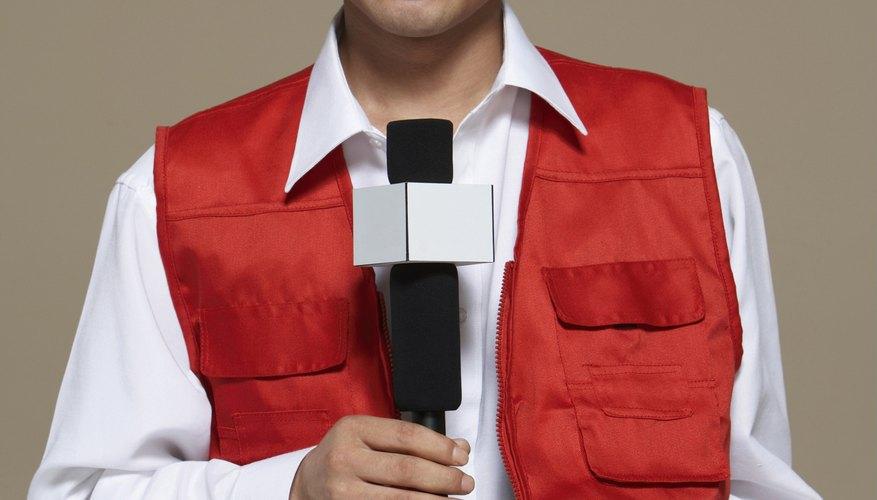 Un ángulo de cámara subjetiva le permite al actor hacer participar directamente a la audiencia.