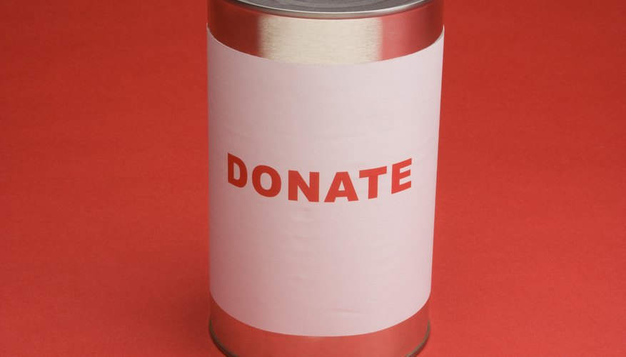 Donations to Rotary International can lower your tax burden.