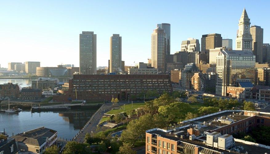 Boston tiene muchas opciones para que los niños se diviertan en lugares cerrados.