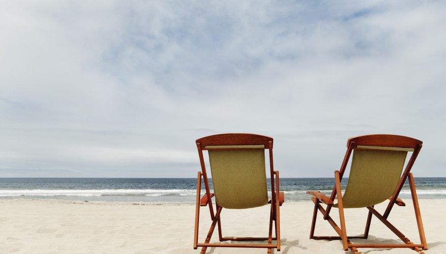 Cómo se puede ganar dinero en la playa.