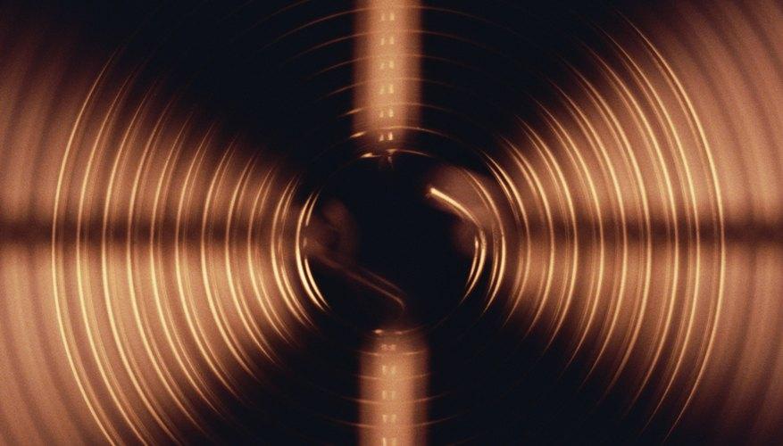 Background of Fan in Motion