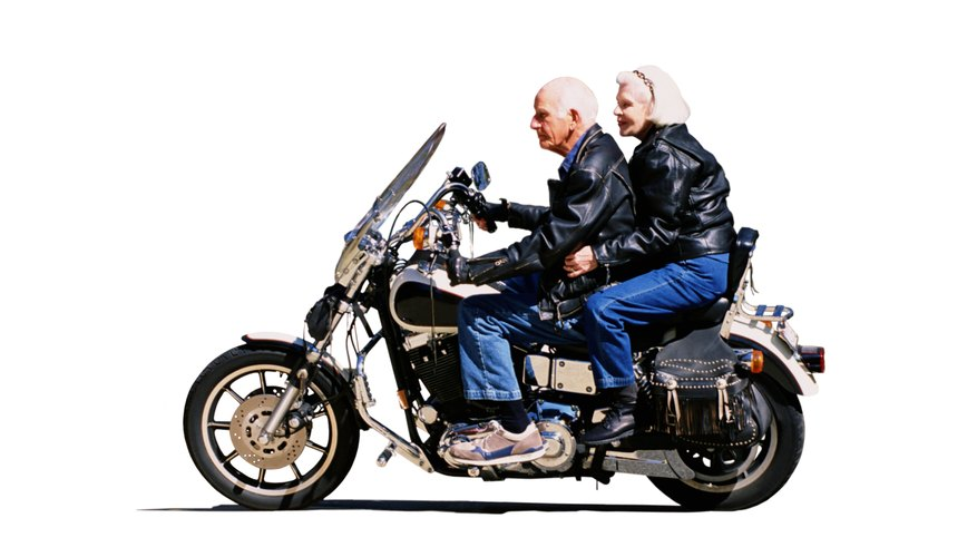 Buying a motorcycle when the owner owes the bank is challenging but not impossible.