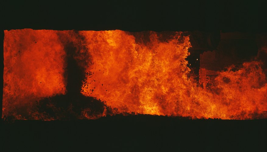 Melted rock that spills out of volcanoes is called lava.