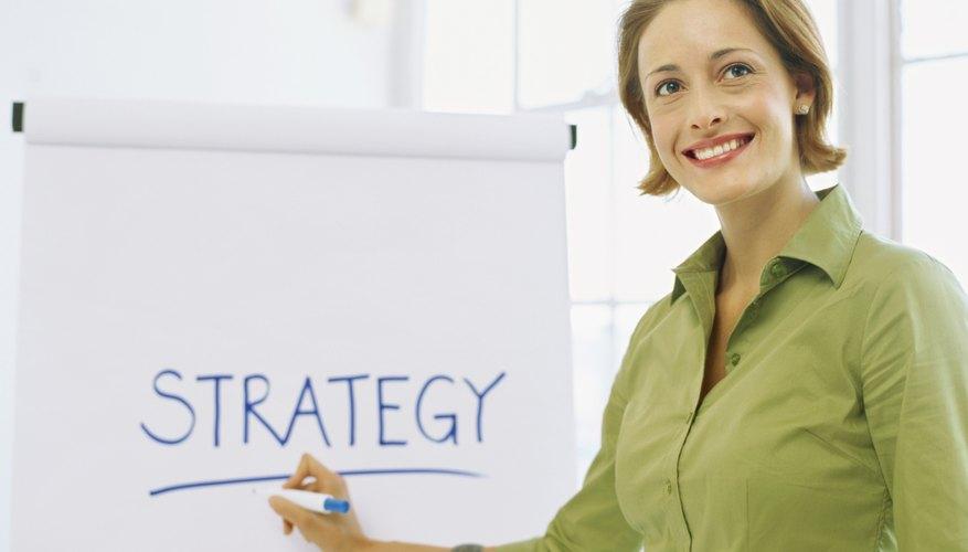 La estrategia dependerá del área de interés para la empresa.