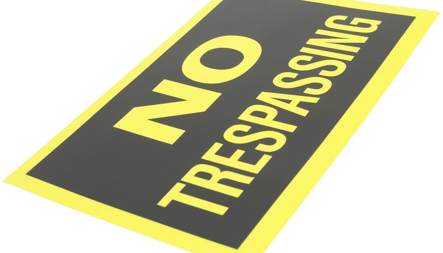 Adverse possession often occurs when owners are not paying attention.