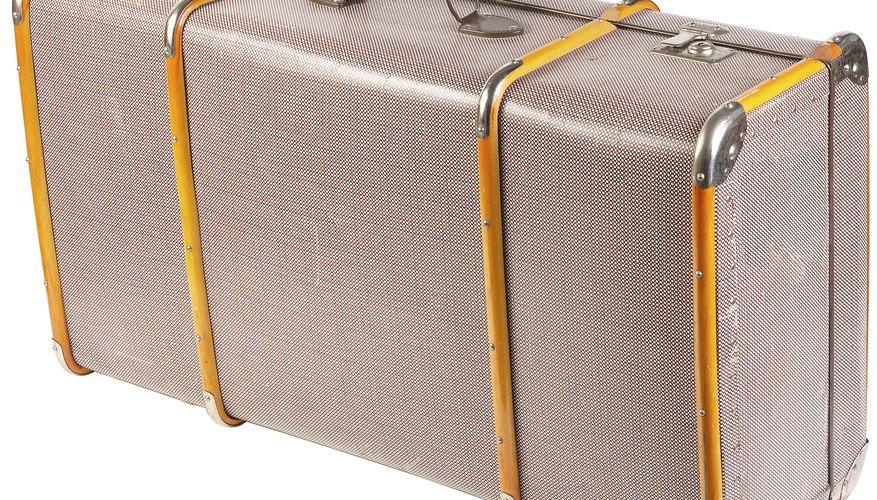 Las maletas grandes pueden resultar poco prácticas.