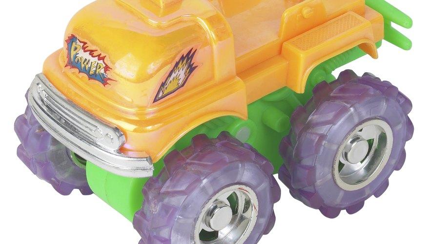 Quitar regulaciones de los vehículos Power Wheels