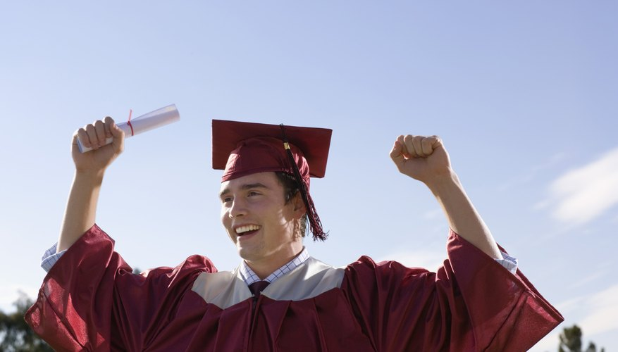 Help your teen aspire to reach his goals.