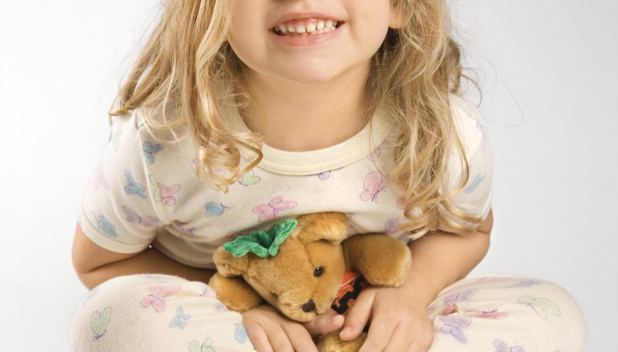 Plan a pajama night before bedtime for preschoolers.