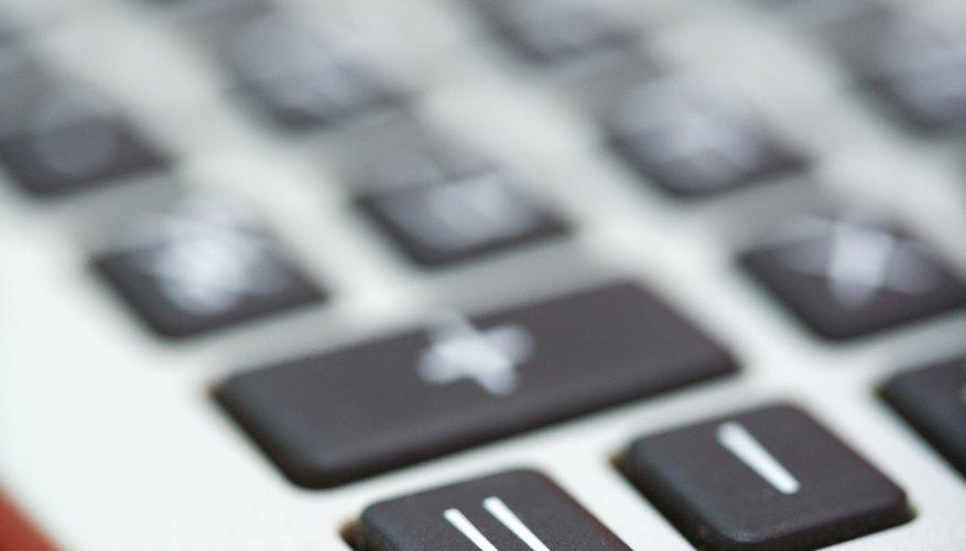 Muchas calculadoras contienen un botón de raíz cuadrada pero no de raíz cúbica.