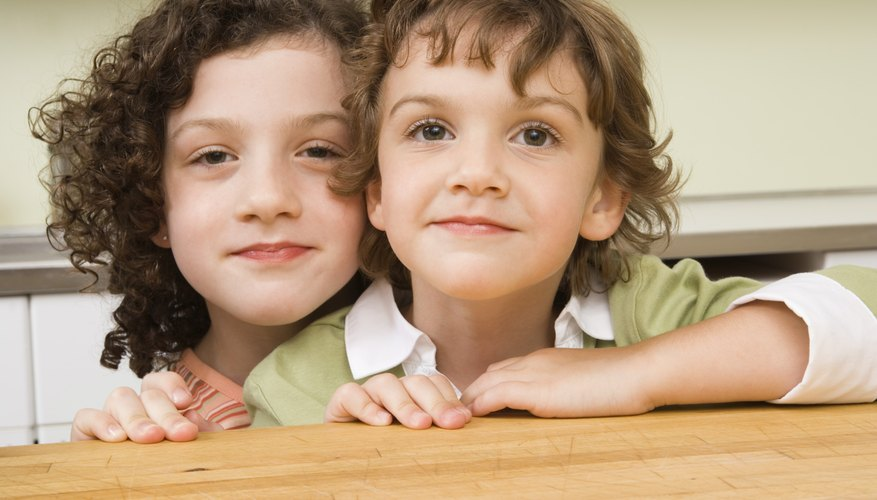 Closeness between siblings is affected by many factors, including the mental health of their parents.