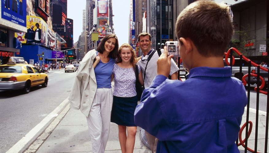 New York City is fun vacation destination for families with teens.