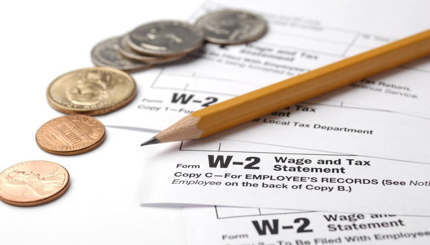 Only employees receive W-2 forms.