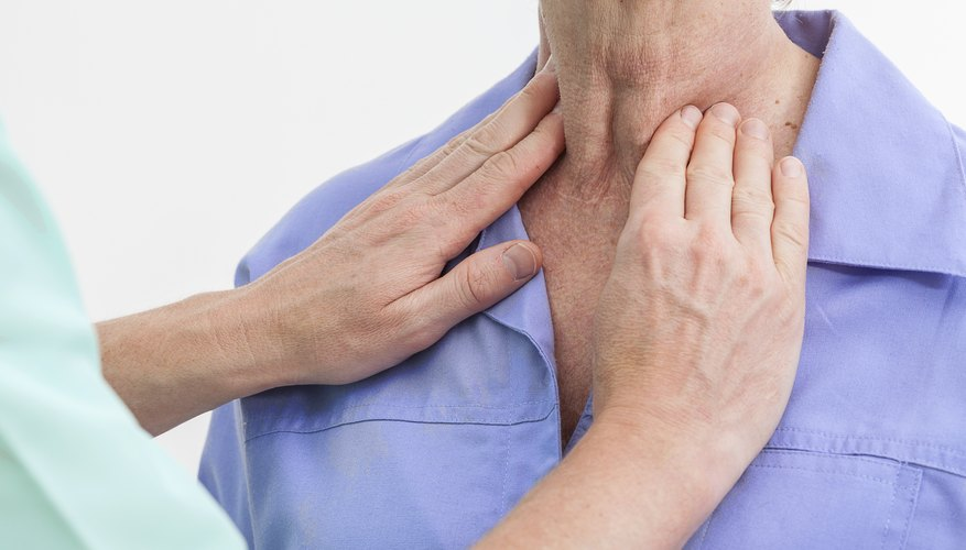 Thyroid disease can cause fluctuations in hormones which can result in loss of body hair.