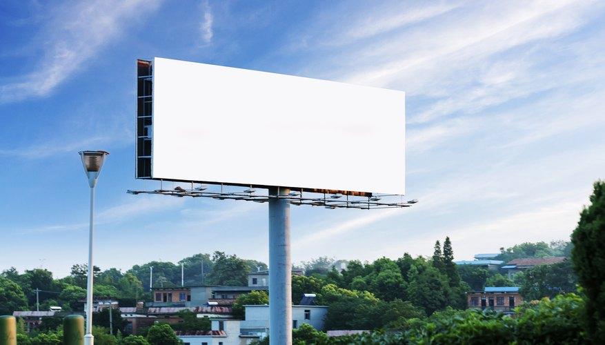 Sunset billboards