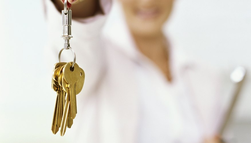 Property managers oversee other people's rental properties.