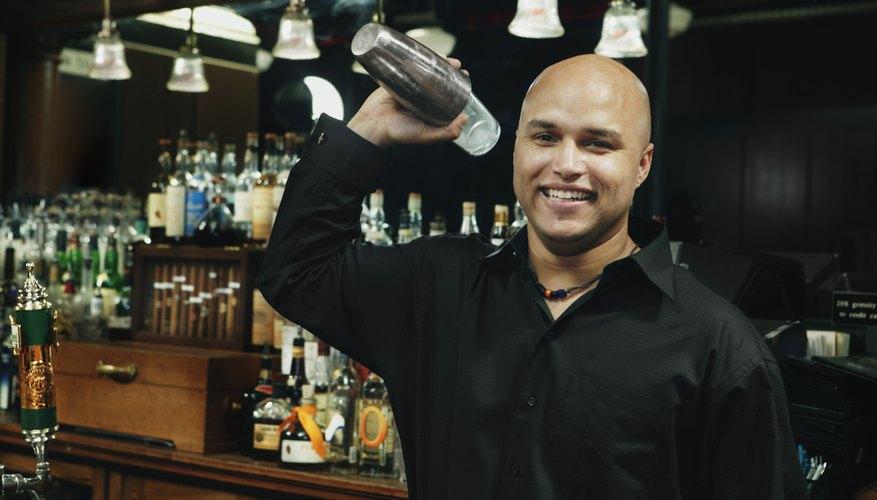 Algunos barmans ganan mucho más que lo que muestran las estadísticas del BLS.