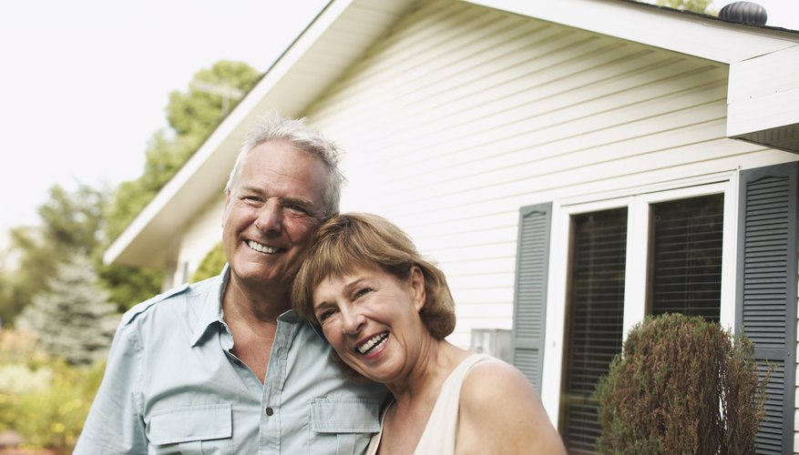 A reverse mortgage lets homeowners have a cash flow.