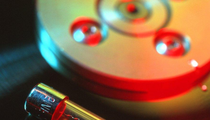 fuse on hard disk