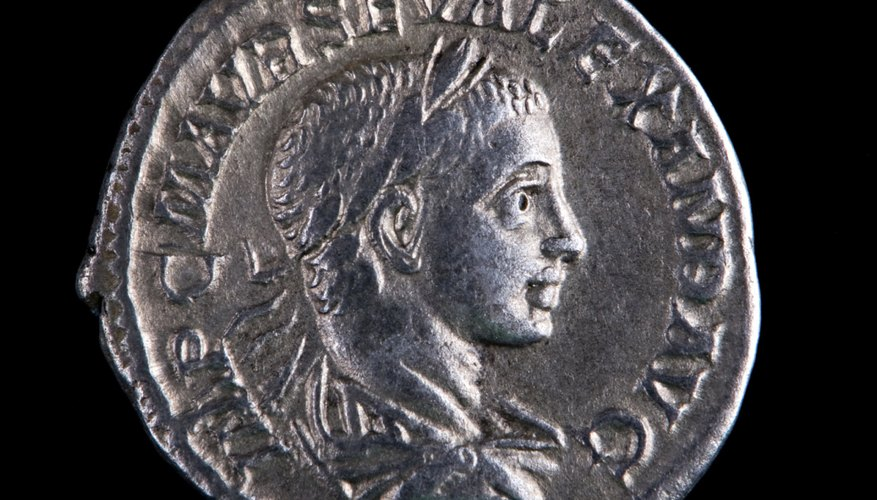 The Value of Ancient Roman Coins | Our Pastimes
