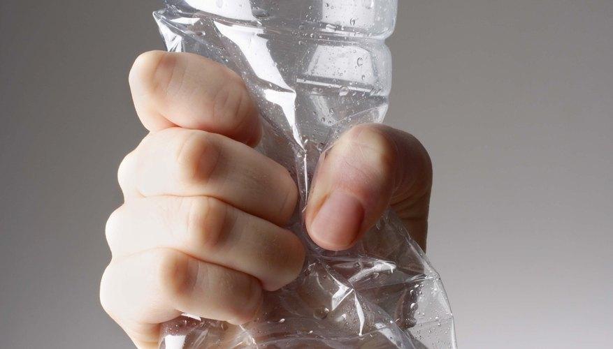 El plástico puede dañarse.