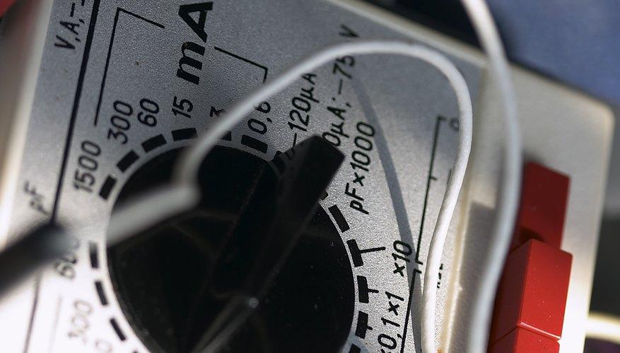 A multimeter can measure ohms.