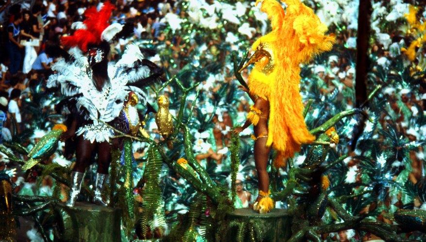 Los carnavales de Barranquilla son reconocidos mundialmente.