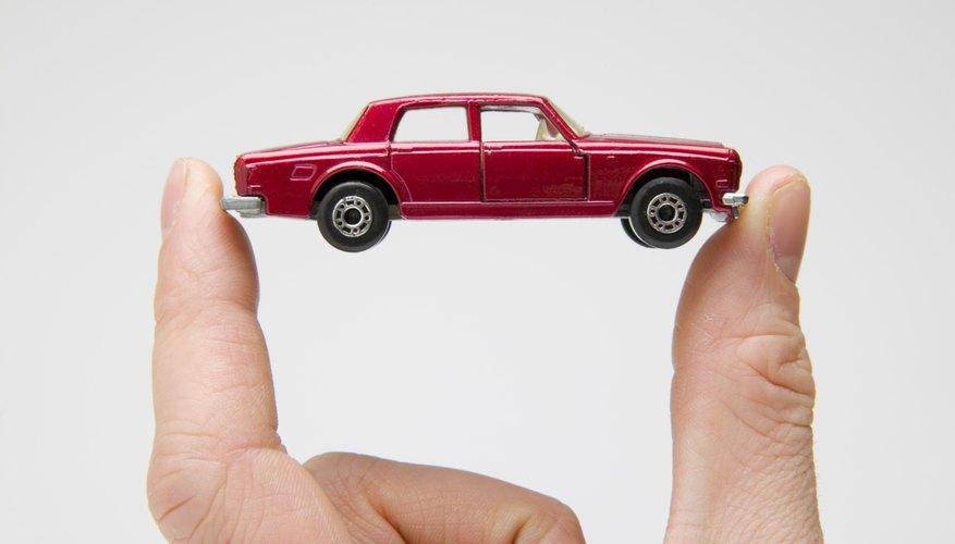 Como Hacer Un Auto De Juguete Usando Materiales Reciclables
