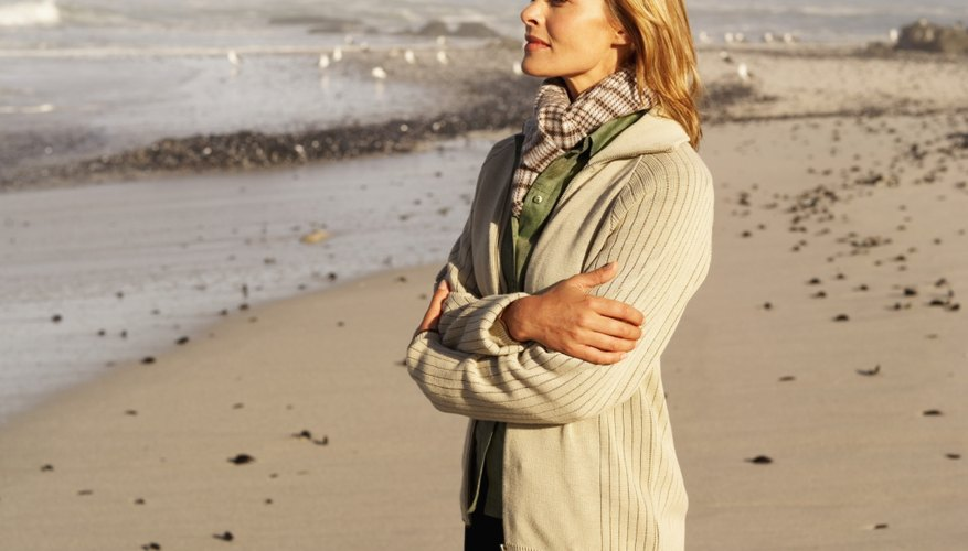 Elige un tejido de algodón de alta calidad para tu suéter para garantizar su durabilidad.