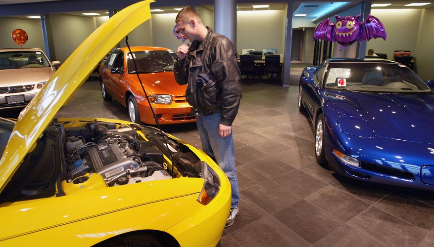 Analysts Await Auto Sales Report For October