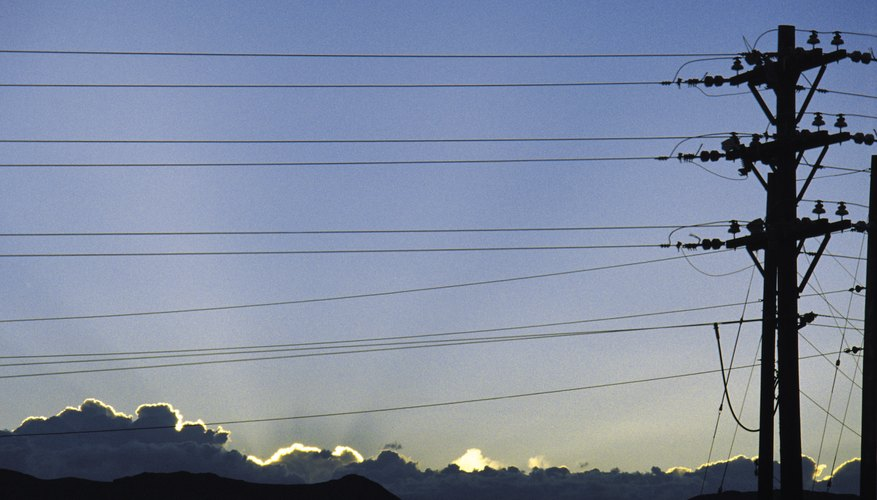 Electric cables use highly conductive materials to move electricity over long distances with minimal loss.