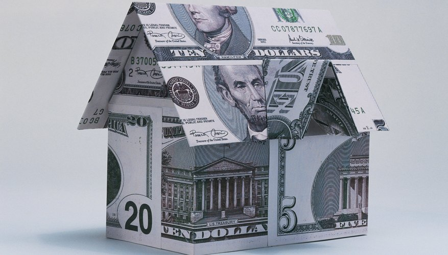Many origami object can be crafted from dollar bills, including tanks and houses.