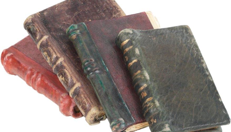 Determinar si un libro es primera edición puede ser difícil.