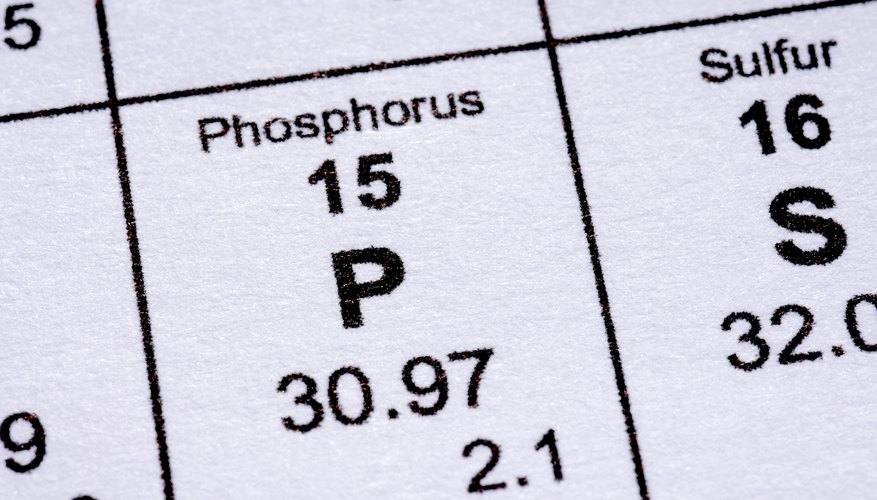 Acids containing phosphorous can be harmful to downstream ecosystems if spilled.