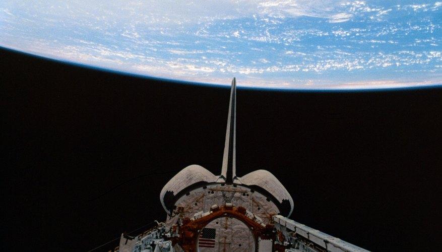 Son varios los suministros que se necesitan para sobrevivir en el espacio.