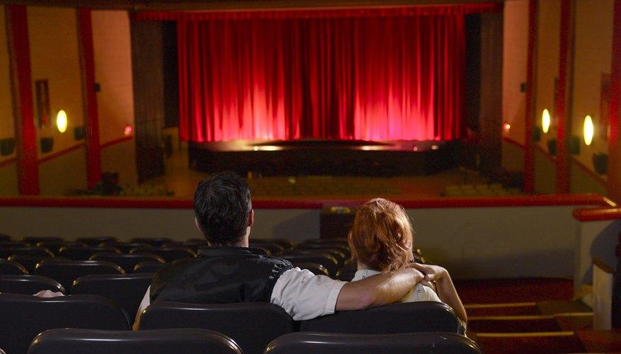 La iluminación hace una gran diferencia en la experiencia del público en el espectáculo.