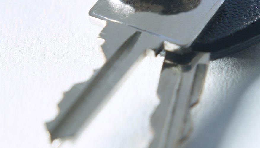 Qué está mal cuando la llave no gira en el encendido.
