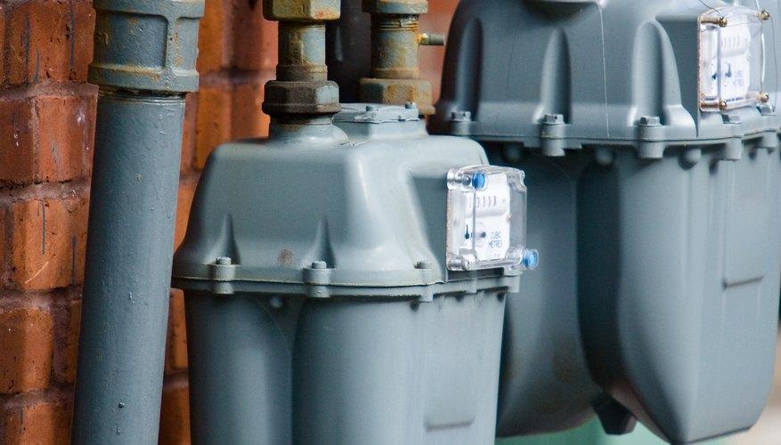 Most gas meters are measured in SLPMs.