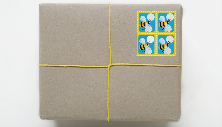 weight limits for postage stamps | bizfluent