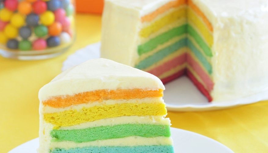 A tiered cake may impress the hard to impress teenager.