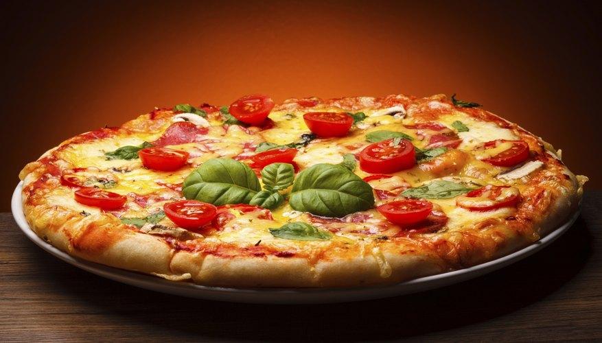 Abrir una pizzería requiere tiempo y planificación.