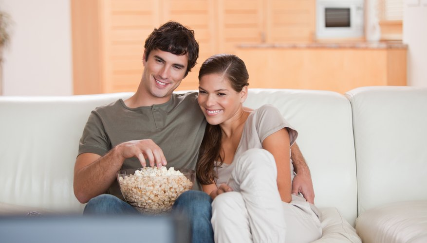 Have a movie marathon together.